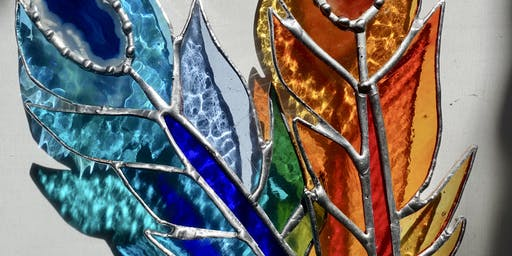 Stained glass workshop- Saturday