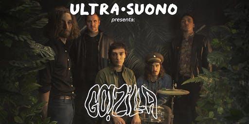 Ultra•Suono #1 | Go!Zilla (psychedelic, fuzz)