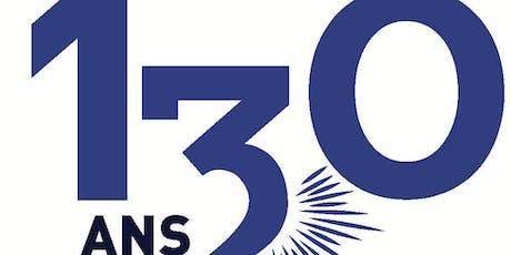 130 ans du Theologicum - Faculté de Théologie et de Sciences Religieuses billets