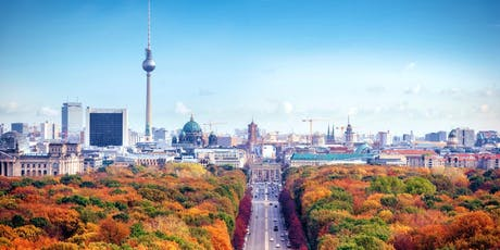 CO-FOUND BERLIN: FALL EVENT!  tickets