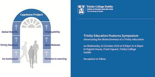 Trinity Education Features Symposium