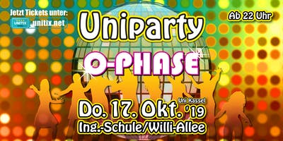 Uniparty O-Phase