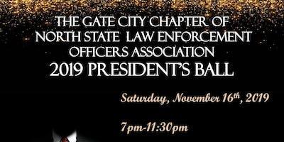 2019 Gate City Chapter President's Ball