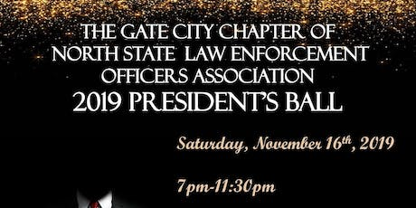 2019 Gate City Chapter President's Ball tickets