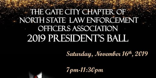 2019 Gate City Chapter President's Ball