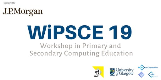 14th Workshop in Primary and Secondary Computing Education