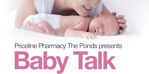 Baby Talk at The Ponds - Sleeping, Settling & Routines