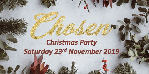 Chosen Christmas Party!