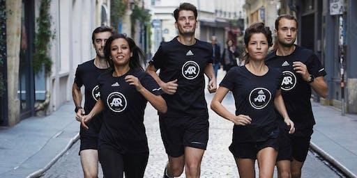 Run & Breakfast avec adidas Runners Sentier