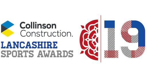 The Collinson Construction Lancashire Sports Awards 2019