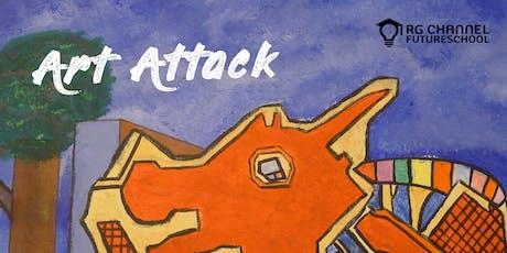Art Attack tickets