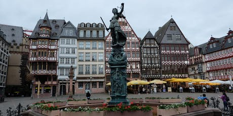 """Fr,29.11.19 Wanderdate """"Single Wandern Frankfurt zur Kneipentour mit Weihnachtsmarkt für 40-65J"""" Tickets"""