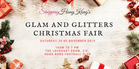 Glam and Glitters Christmas Fair tickets