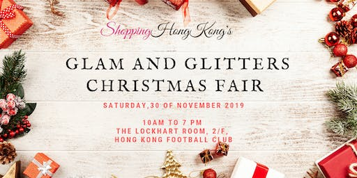 Glam and Glitters Christmas Fair