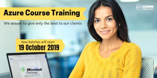 Join For Azure Training in Gurgaon (Paid Training)