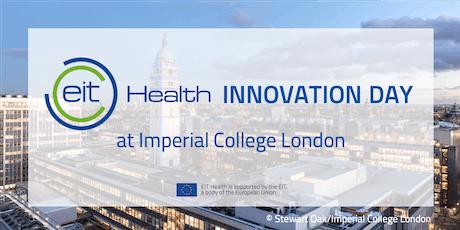 EIT Health Innovation Day 2019 tickets