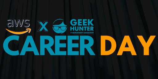 Tech Career Day by Geekhunter X AWS
