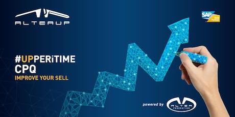 Migliora le tue performance di vendita con SAP CPQ tickets