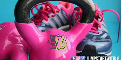 The BRINK HIIT Fitness 10.23.19 - Week 4