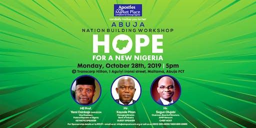 AiMP Abuja Nation Building Workshop 2019