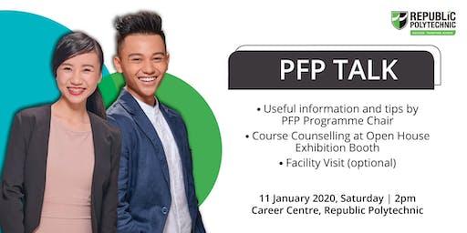 PFP Talk 2020