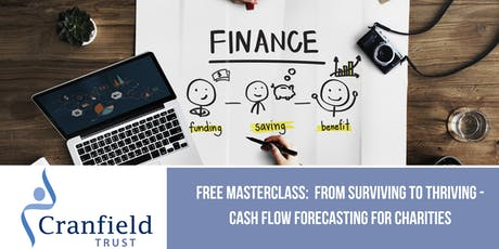 From surviving to thriving – cash flow forecasting for charities tickets