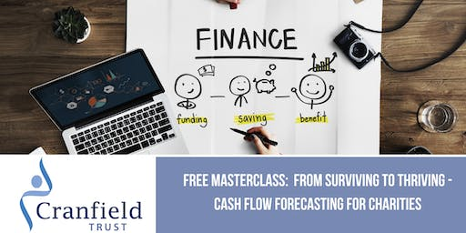 From surviving to thriving – cash flow forecasting for charities