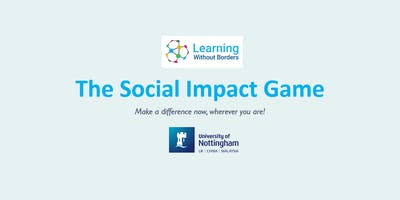 Join the Social Impact Game!