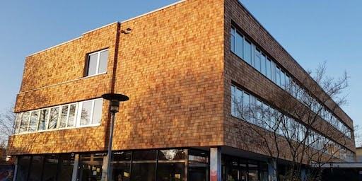 Architektur Exkursion – Holzbau in der Region Hohenlohe 17.10.2019