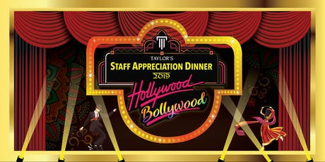 Taylor's Staff Appreciation Dinner 2019 tickets