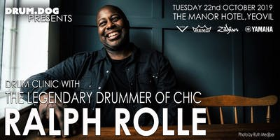 Ralph Rolle Drum Clinic