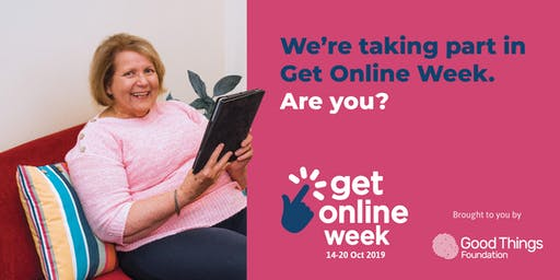 Get Online Week: Use a Tablet to access our eLibrary @ Rosny Library