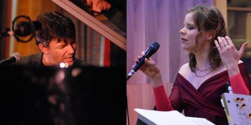 Pete Churchill & Tamara Mózes – Jazz concert