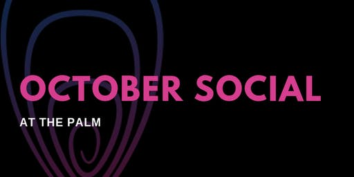 The Mussel Club - October Social at the Palm