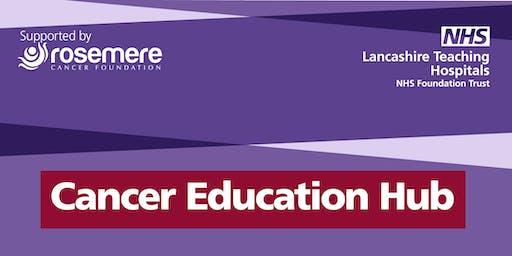 Lung Cancer Awareness event
