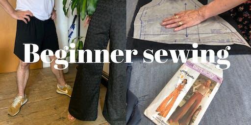Beginner Sewing - Shorts or Pants