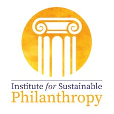 Institute for Sustainable Philanthropy logo