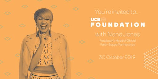 UCB's Foundation Day with Nona Jones
