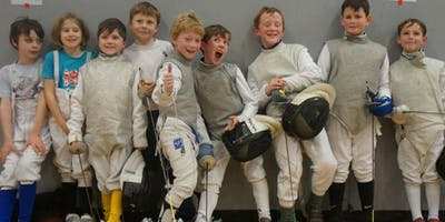 October Fencing Camp 2019