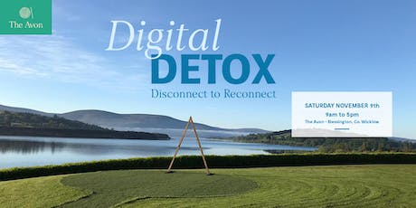 Digital Detox Day tickets