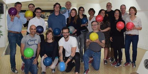 Soirée Bowling avec les alumni des universités canadiennes