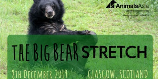 Animals Asia Big Bear Stretch Scotland 2019