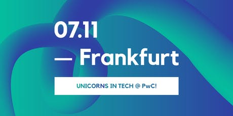 UNICORNS IN TECH meets PwC tickets