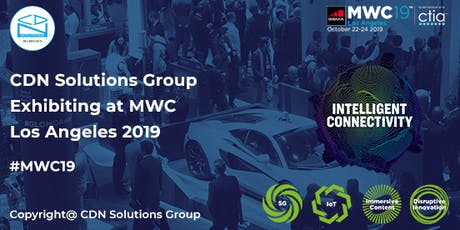 MWC LOS ANGELES 2019 tickets