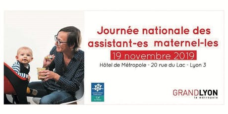 Journée nationale des assistant(e)s maternel(le)s  billets