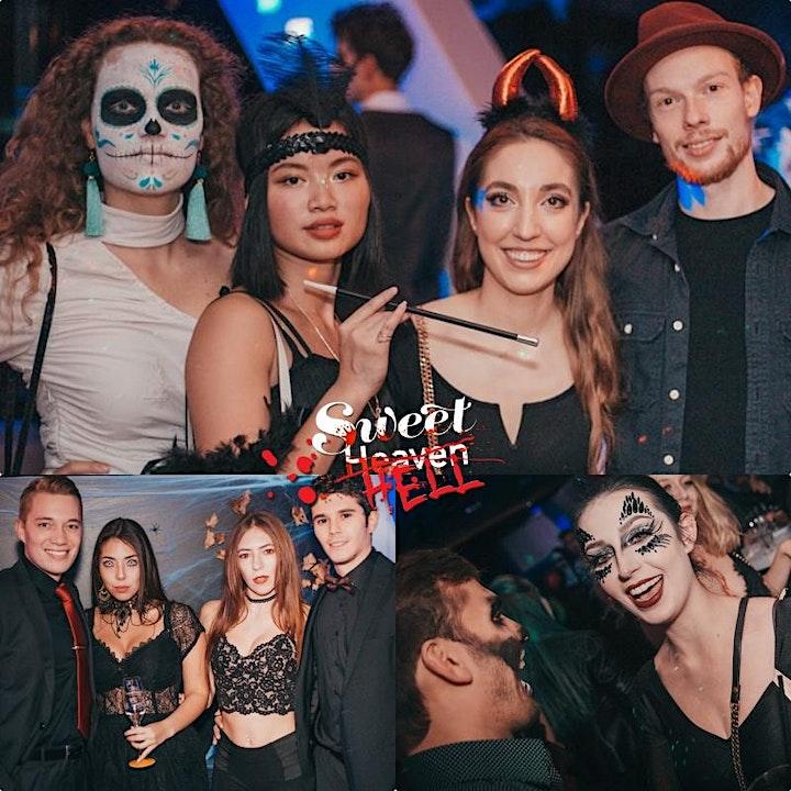 Sweet HELL - Halloween Rooftop Party München: Bild
