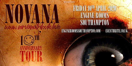 Novana (Engine Rooms. Southampton) tickets