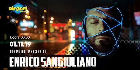 Airport pres. Enrico Sangiuliano Tickets