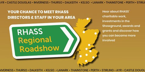 RHASS Regional Roadshow - Dumfries & Galloway Event