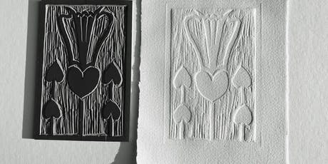 Parent & Child Printing Workshop with Marion Smith. Age 10+ tickets